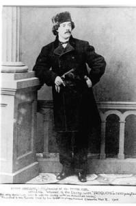 Tuxedo Park Founder - Pierre Lorillard IV