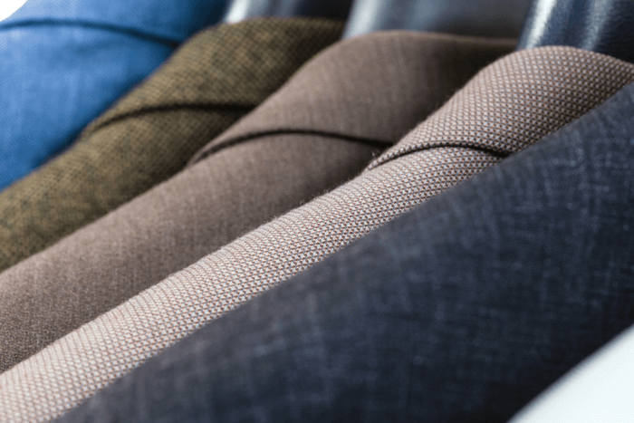 best fabrics for suits