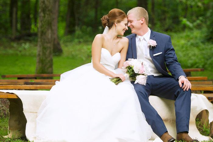 Rustic Wedding Tuxedo