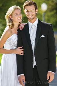 Troy Black Tuxedo from Stephen Geoffrey