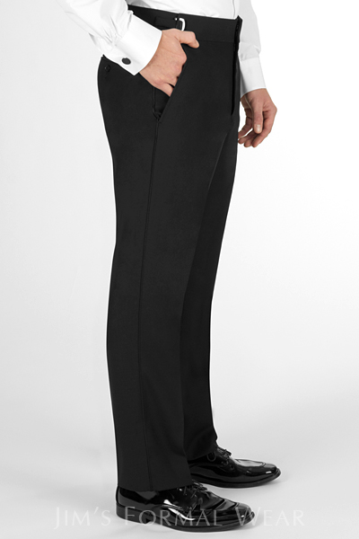 Modern Slim Fit Tuxedo Pants
