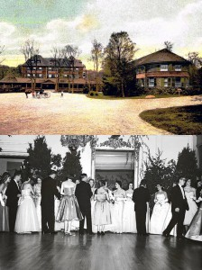 The Tuxedo Club in 1920 and 1959