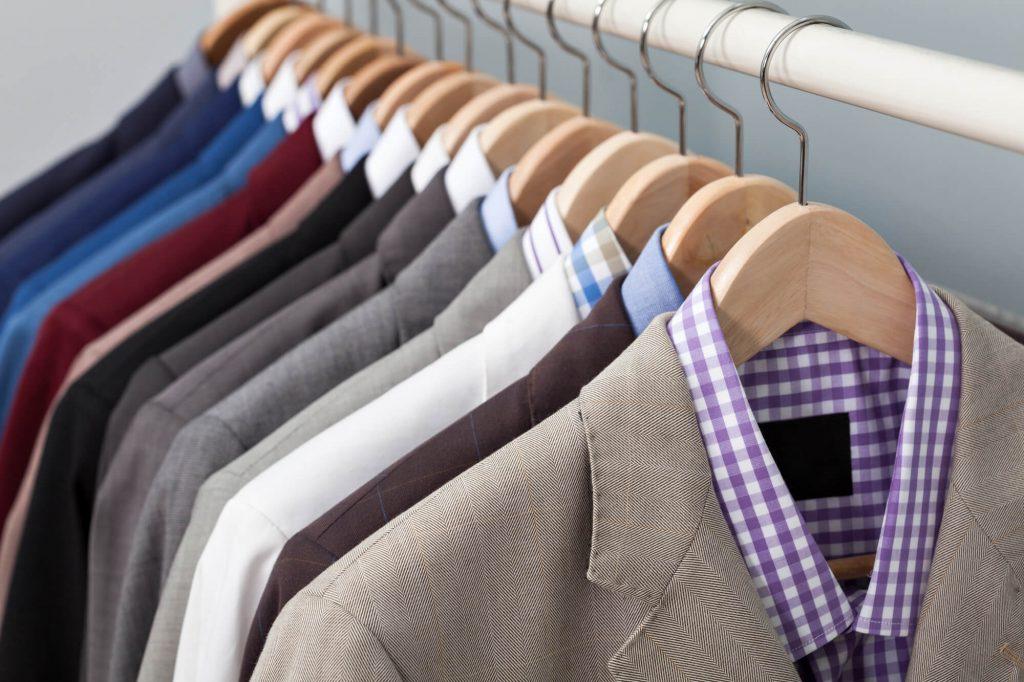 mens suit trends shirts