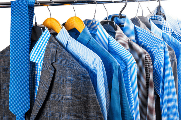 suit dress shirt combinations