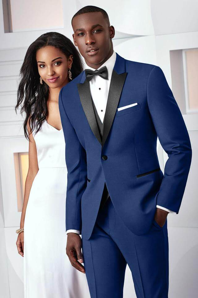 awesome tuxedos for prom navy