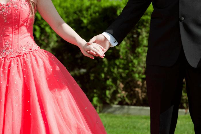 prom planning timeline
