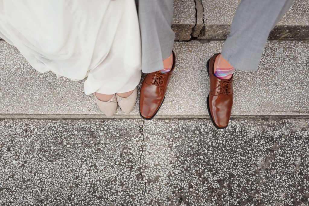 wedding suit colors sock