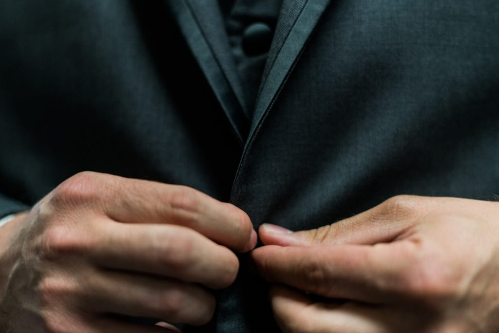 Men's Suit Etiquette - The Jacket