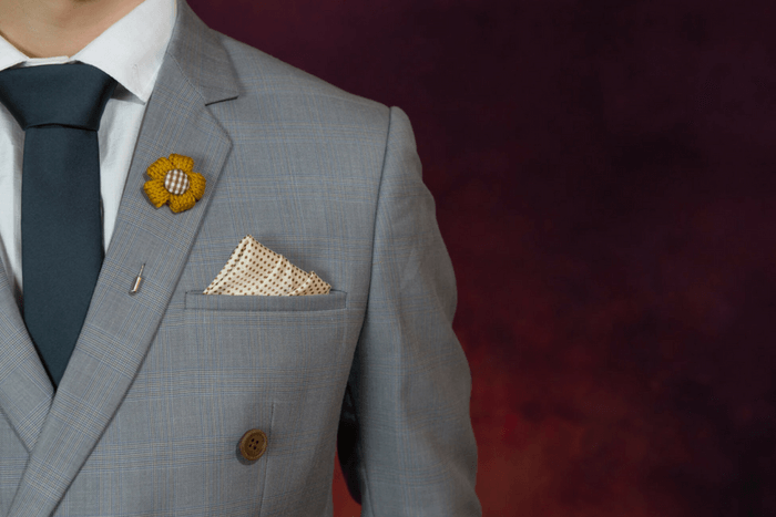 suit tie and pocket square combinations