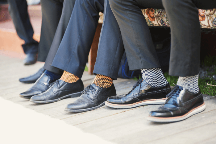 What Color Should Your Dress Socks Be