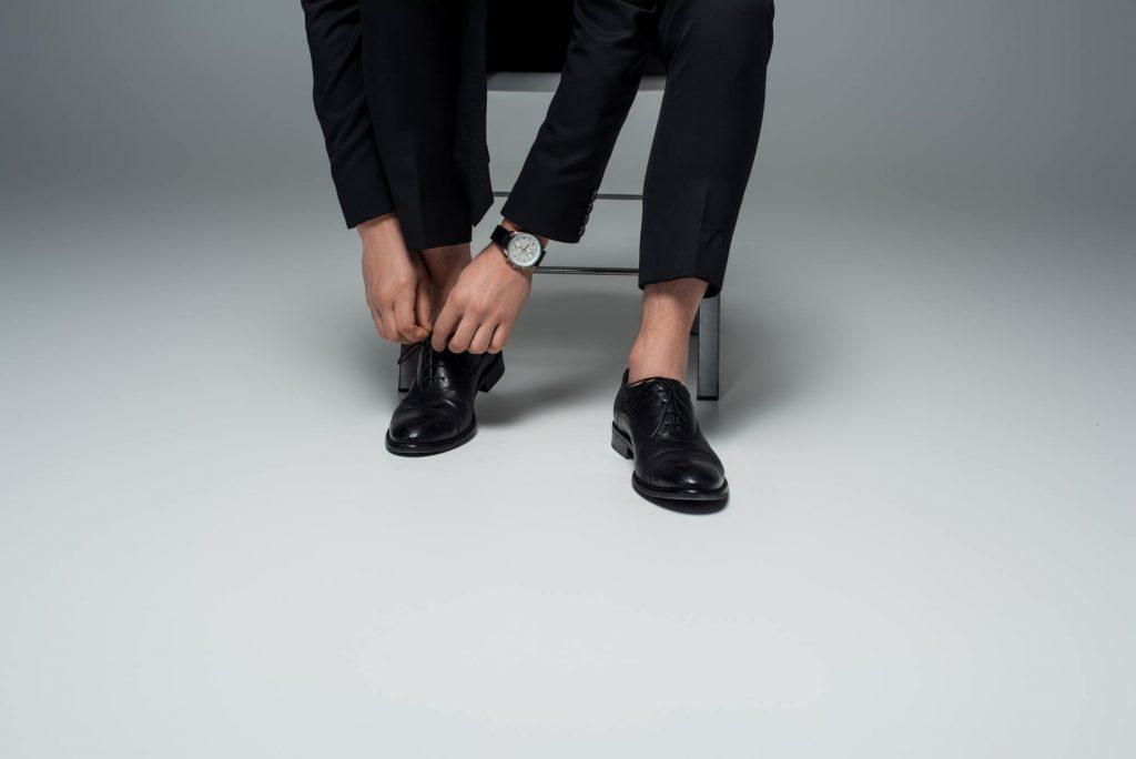 suit socks no show