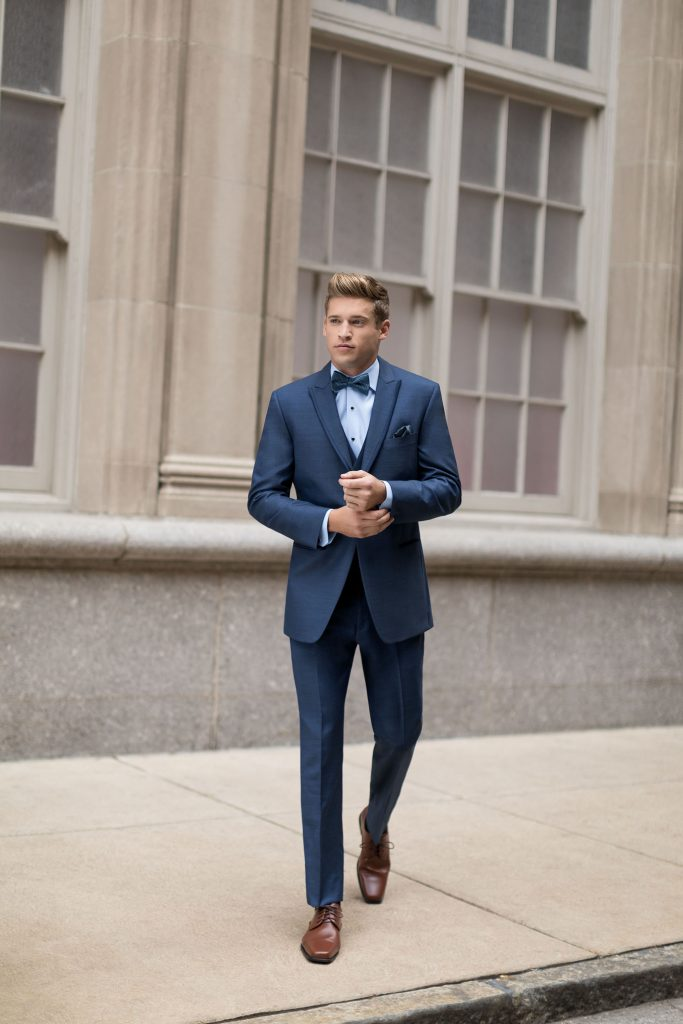 awesome tuxedos for prom indigo blue lane
