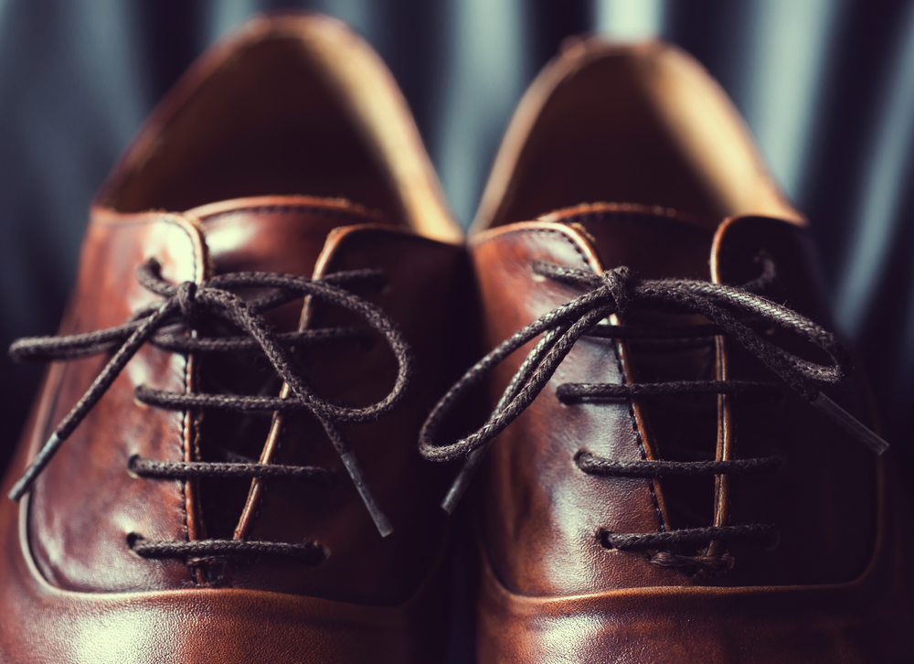 Brown Dress Shoes for a Spring Suit