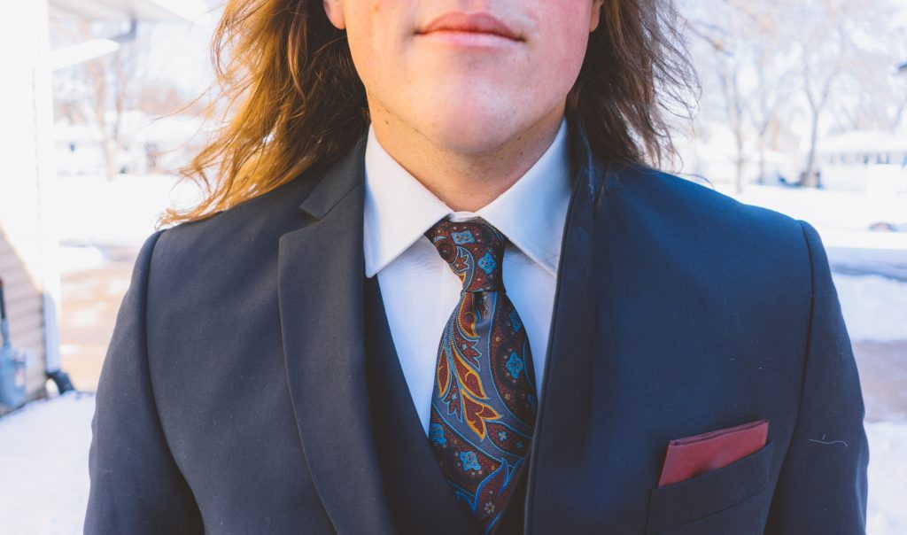 How to Choose the Right Tie Patterned Tie