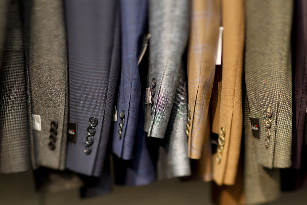Choosing a Suit Fabric