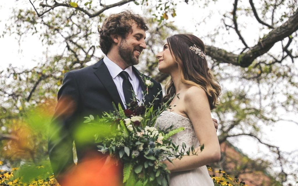 Amazing Autumn Wedding Ideas