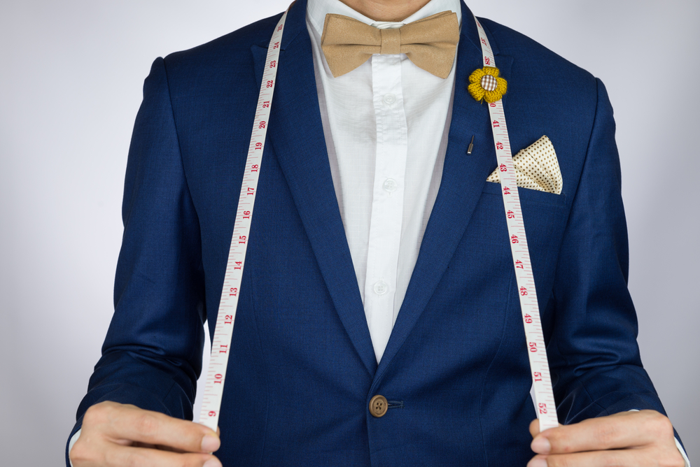 Tips for your first suit or tux fitting