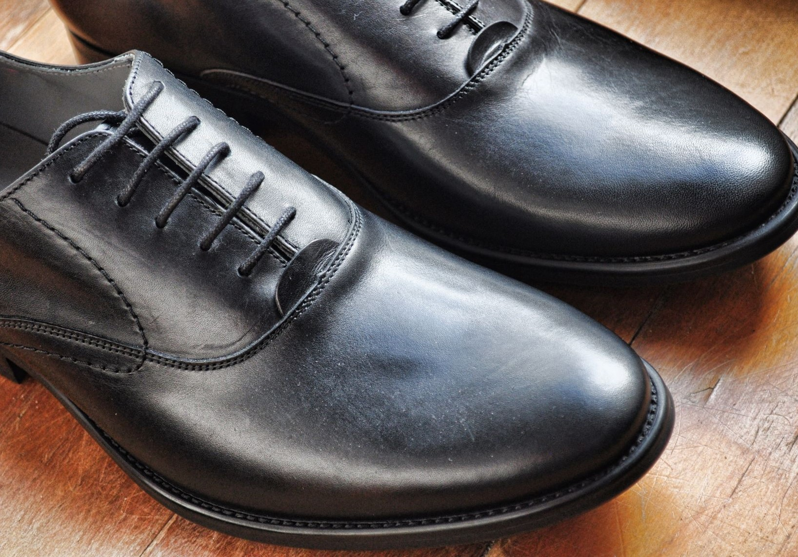 The Best Tuxedo Shoes - Black Leather Shoes