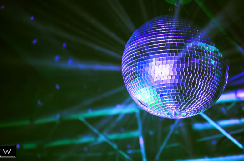 Zoom Backgrounds for Your Virtual Prom Disco Ball