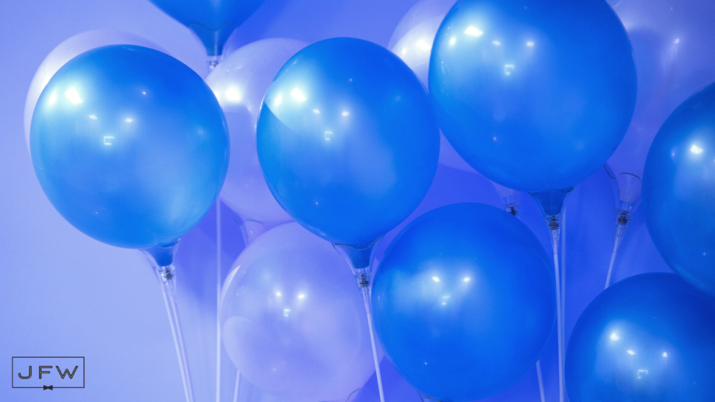Zoom Backgrounds for Your Virtual Prom Balloons