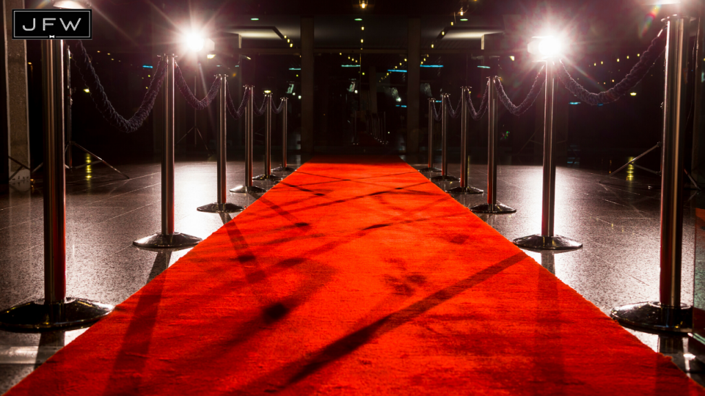Zoom Backgrounds for Your Virtual Prom Red Carpet